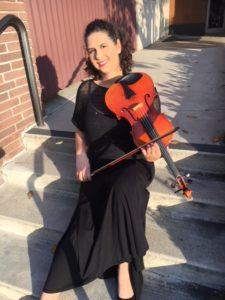 viola music teacher