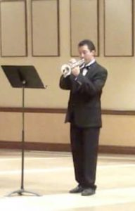 trumpet music teacher